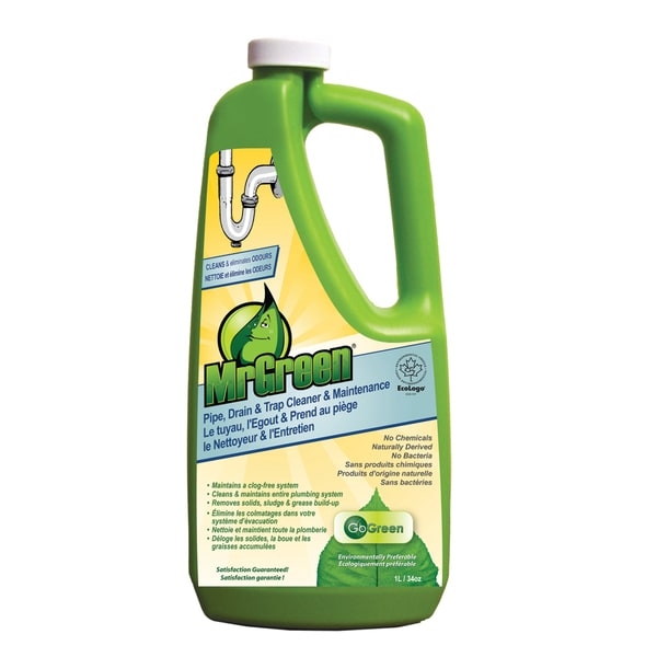 MrGreen 34-ounce PTD Pipe Drain & Trap Cleaner and Maintenance