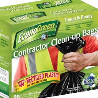 EconoGreen 42-gallon Contractor Bags (30-count)