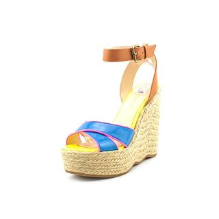 Enzo Angiolini Women's 'Nomas' Synthetic Sandals