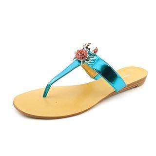 Nine West Women's 'Whela' Faux Leather Sandals