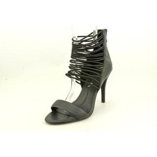 BCBG Max Azria Women's 'Nikole' Leather Sandals