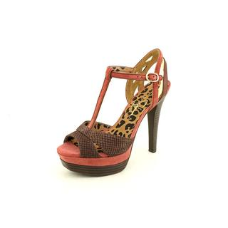 Jessica Simpson Women's 'Bolera' Nubuck Heels