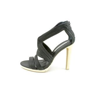 BCBG Max Azria Women's 'Deandra' Leather Sandals