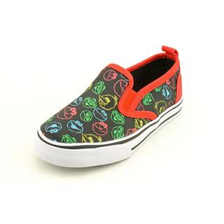 Sesame Street Boy (Toddler) 'Sesame' Fabric Casual Shoes