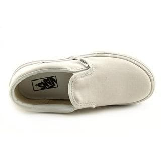Vans Boy (Youth) 'Classic Slip-On' Basic Textile Athletic Shoe