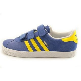 Adidas Boy (Youth) 'Gazelle' Regular Suede Athletic Shoe