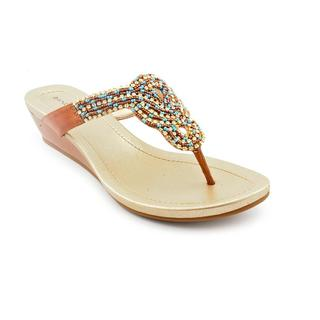 Bandolino Women's 'Bayard' Leather Sandals