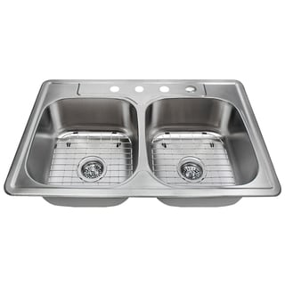 The Polaris Sinks P205T 20 Gauge Kitchen Ensemble