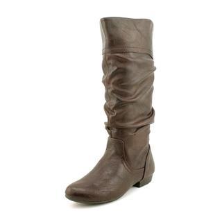 White Mountain Women's 'Foliage' Faux Leather Boots