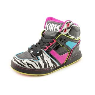 Osiris Girl (Youth) 'NYC 83 Slm Ult' Patent Leather Athletic Shoe