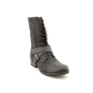 Naughty Monkey Women's 'Stomper' Leather Boots (Size 6 )