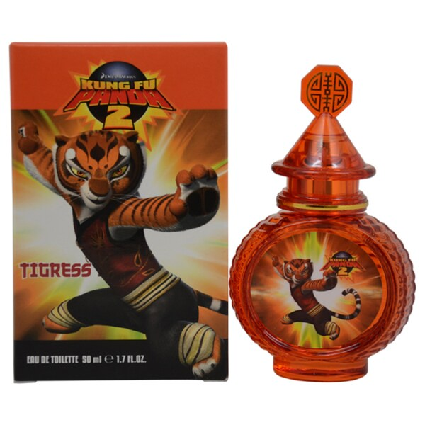 DreamWorks Kung Fu Panda 2 Tigress 1.7-ounce Eau de Toilette Spray