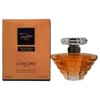 Lancome Tresor Women's 1.7-ounce Jewel Edition Eau de Parfum Spray