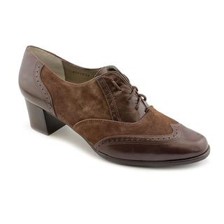 Ros Hommerson Women's 'Nellie' Regular Suede Dress Shoes - Narrow