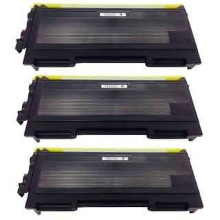 Brother TN350 TN-350 Black Toner Cartridge HL-2040 2070N MMC-7220 7225N 7420 7820N DCP-7020 p (Pack of 3)