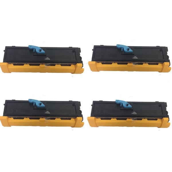 Konica Minolta Toner Cartridge 9J04203 for Konica Minolta Pagepro 1400W, Konica Minolta Pagep (Pack of 4)