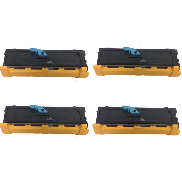 Replacement Minolta 1350w 1350w Cartridges for Minolta 1710567-001 (Pack of 4)