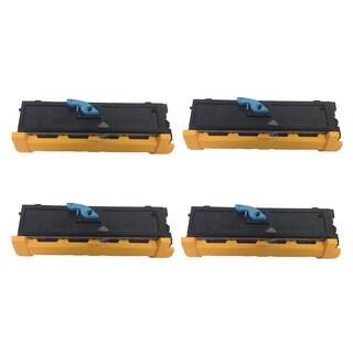 Toshiba Black Toner Cartridge E-Studio ZT170F, T170F (Pack of 4)