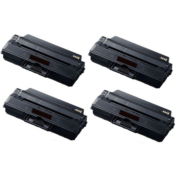 Replacement Dell 331-7328 Toner Cartridge for your Dell B1260dn & B1265dnf Laser Printer (Pack of 4)