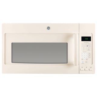 GE 1.9-cubic foot Bisque Over-the-Range Microwave Oven