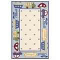Nourison Everywhere Ivory Accent Rug (5' x 8')