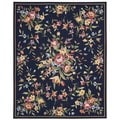 Nourison Everywhere Navy Accent Rug (8' x 10')