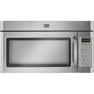 Maytag 2.0-cubic foot Stainless Steel Over-The-Range Microwave