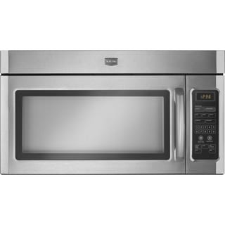 Maytag 1.6 cubic foot Stainless Steel Over-the-Range Microwave