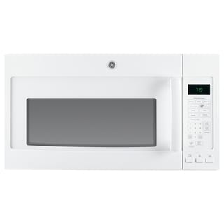 GE 1.9-cubic foot White Over-the-Range Microwave Oven