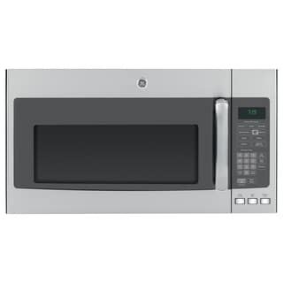 GE 1.9-cubic foot Over-the-Range Stainless Steel Microwave Oven