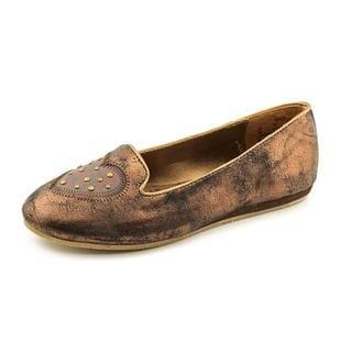 Jessica Simpson Girl (Youth) 'Shelia' Man-Made Dress Shoes (Size 3 )