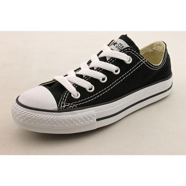 Converse Girl (Youth) 'Yths C/T Allstar Ox' Basic Textile Athletic Shoe
