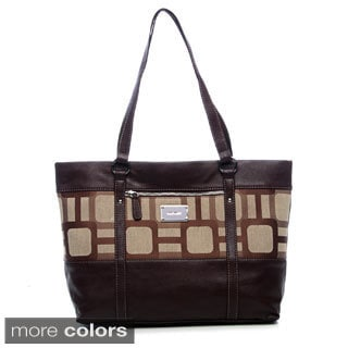 Nine West Mixt Up Tote Bag