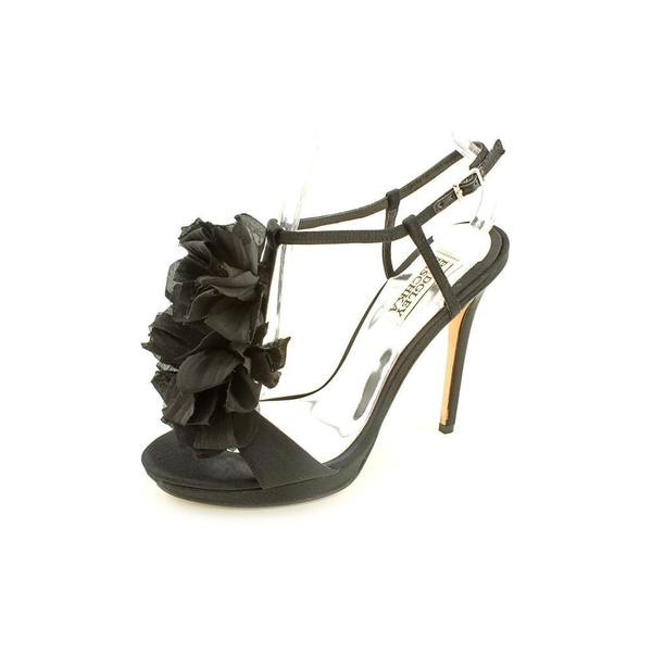 Badgley Mischka Women's 'Adele' Satin Heels