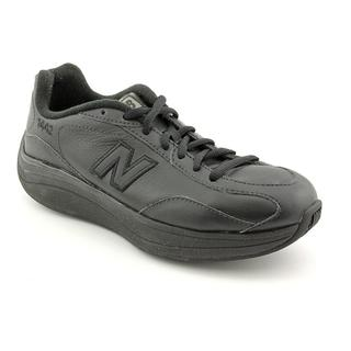 New Balance Women's 'WW1442' Leather Athletic Shoe - Wide