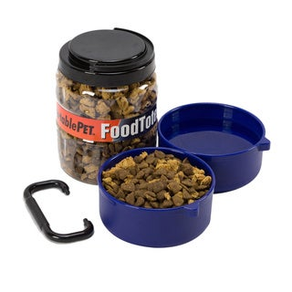 PortablePET 8-cup Travel Pet Food Container