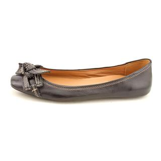 Elie Tahari Women's 'Blythe Driver' Leather Casual Shoes (Size 7 )