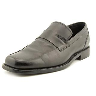 Calvin Klein Men's 'Hervey' Leather Dress Shoes (Size 8.5 )