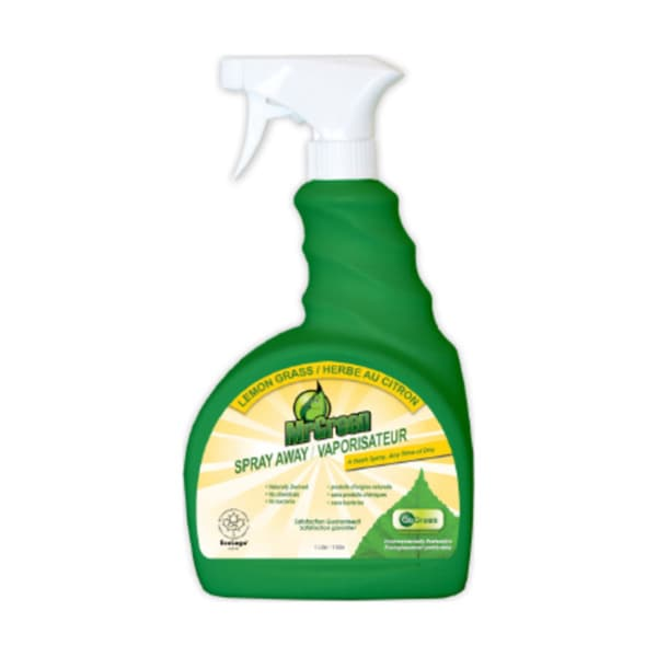 34-ounce MrGreen Spray Away Odor Eliminator