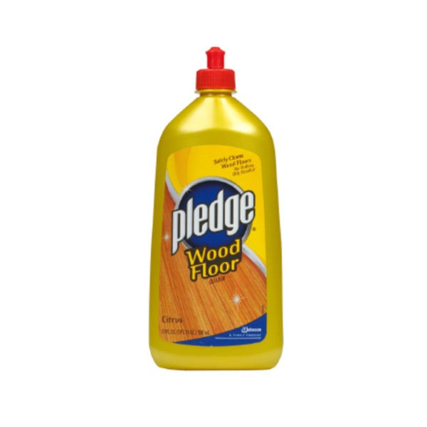 Pledge 27-ounce Wood Floor Cleaner (pack 6)