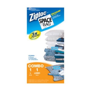 Space Bag Combo Set (12 pack)