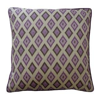 20 x 20-inch Kite Purple Decorative Throw Pillow
