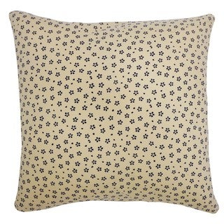 Kioto Diana Cream Decorative Throw Pillow