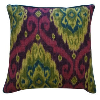 Kylinni Plum Decorative Throw Pillow