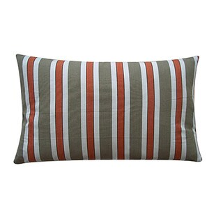 12 x 20-inch Funstripe Red Decorative Throw Pillow