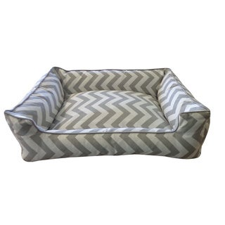 Lightning Grey Small Chill Pet Bed
