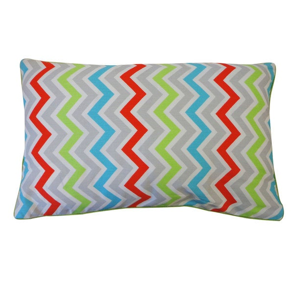 12 x 20-inch Up and Down Decorative Throw Pillow
