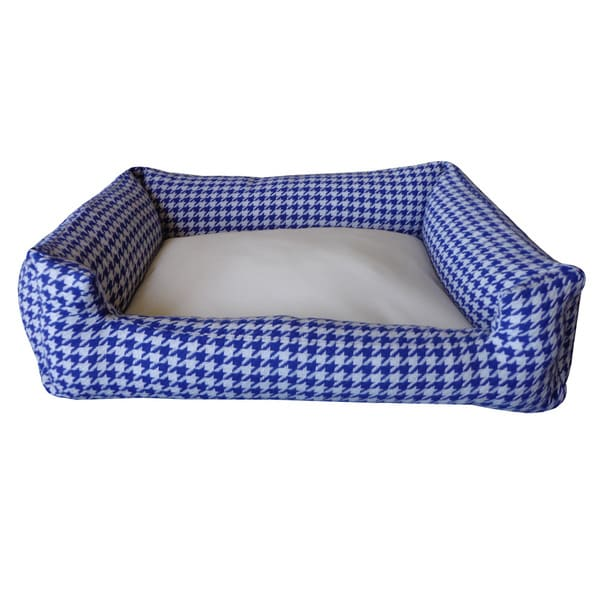 Night White/ Blue Small Chill Pet Bed