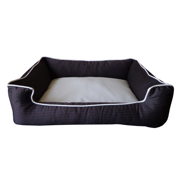 Capone Black Small Chill Pet Bed
