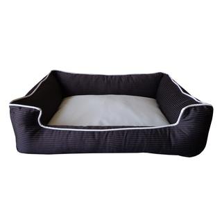 Capone Black Small Chill Pet Bed